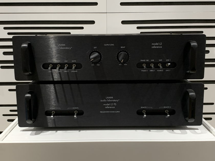LAMM L2 REFERENCE PREAMPLIFIER