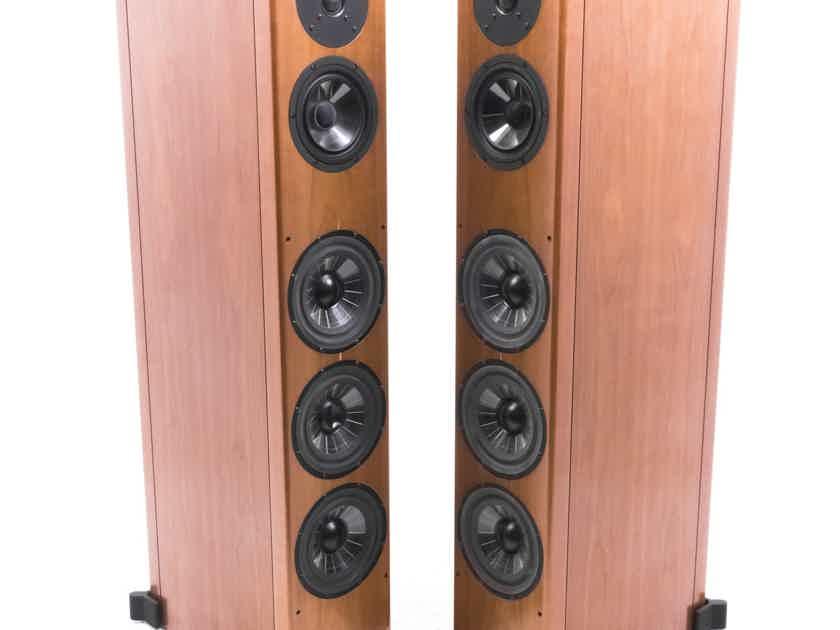 Vienna Acoustics Beethoven Grand Concert Floorstanding Speakers; Cherry Pair (21218)