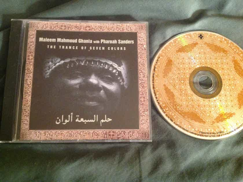 Maleem Mahmoud Ghania With Pharoah Sanders  The Trance Of Seven Colors