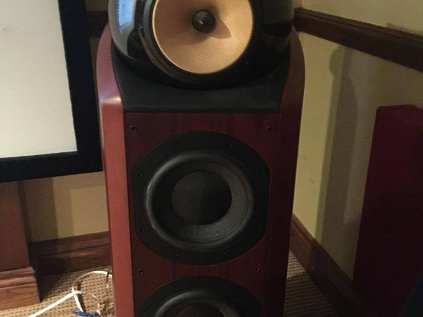 Bowers and Wilkens 800 series B&W 802D Rosenut price reduction for fast sale