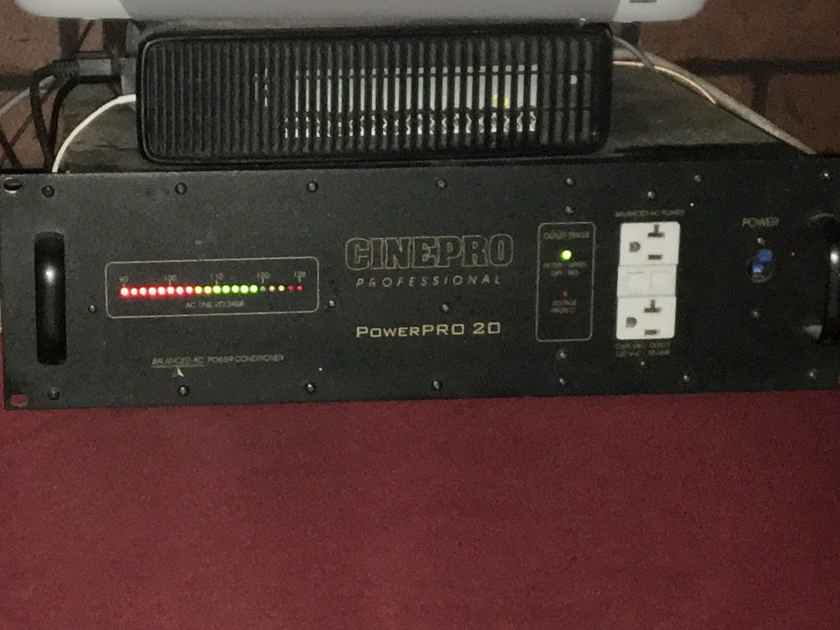 Cinepro Powerpro 20