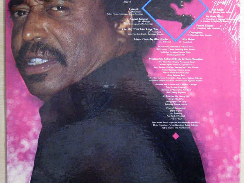 Chico Hamilton - Catwalk - SEALED 1977 Mercury SRM-1-1163