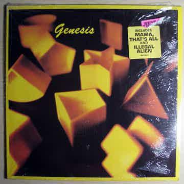 Genesis - Genesis  - 1983  Atlantic 80116-1