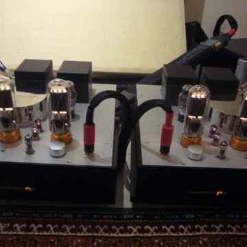 211 True Balanced Amplifier