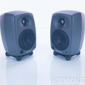 Genelec 6020A Powered Bookshelf Speakers
