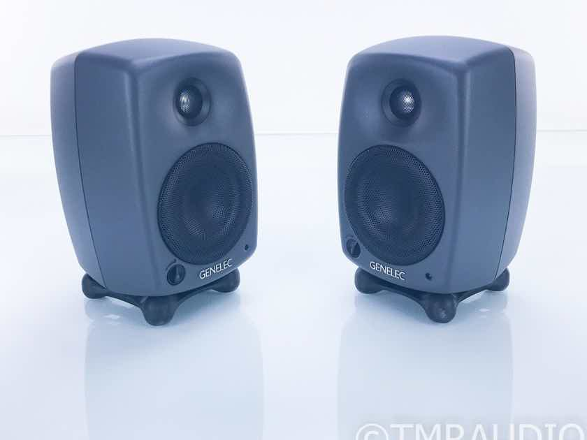 Genelec 6020A Powered Bookshelf Speakers; Pair (17660)