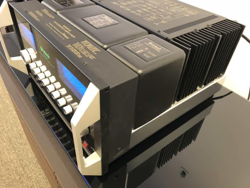 McIntosh MA8000 McIntosh MA8000 Integrated Amplifier