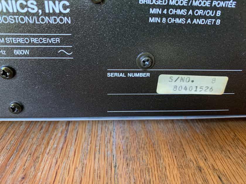 NAD 7600 NEAR MINT  RECEIVER