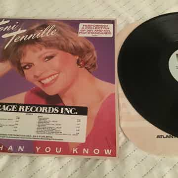 Toni Tennille More Than You Know With DJ Timing Strip