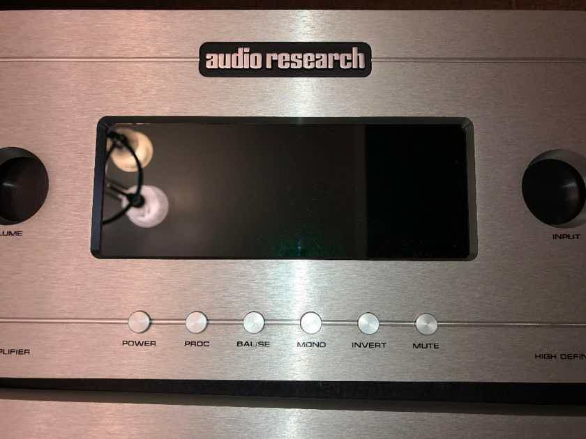 Audio Research Reference 40 Anniversary Edition (Faceplates)