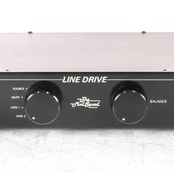 Line Drive Vintage Passive Stereo Preamplifier