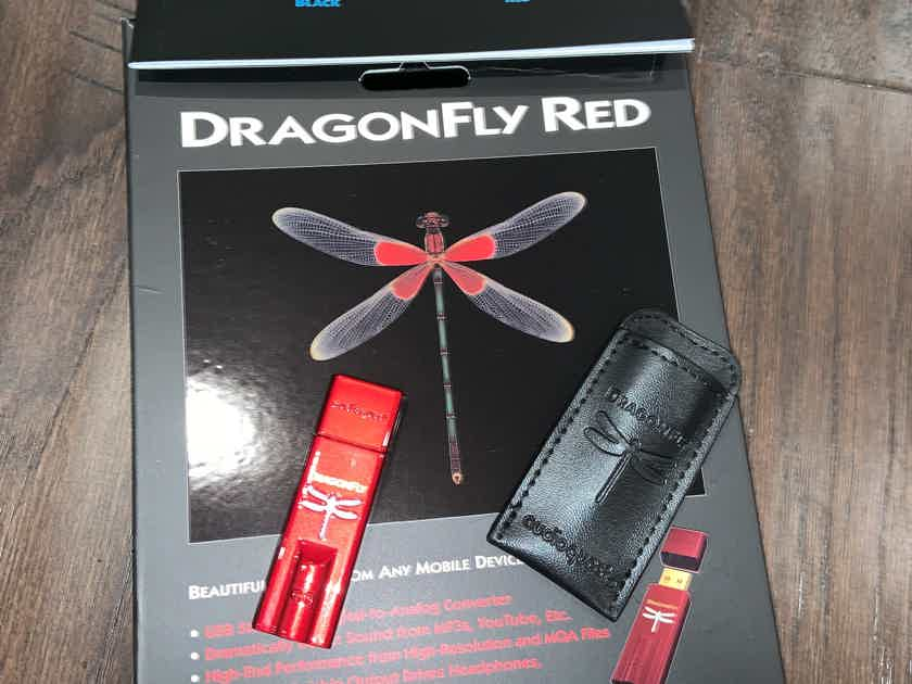 Audioquest Dragonfly Red MQA