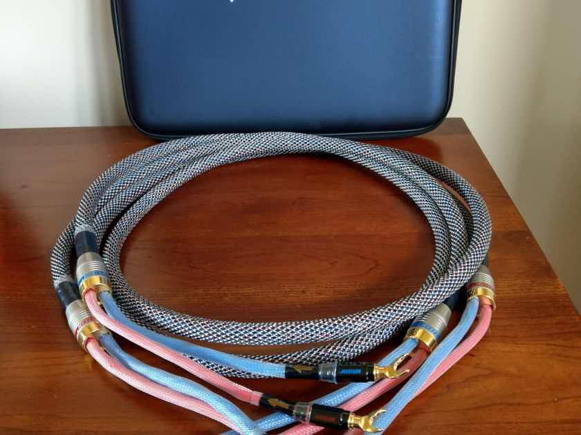 Neotech NES-3001 UP-OCC Speaker Cables - 50% off, 2.5M pair, Mint, Certificate, Rare!