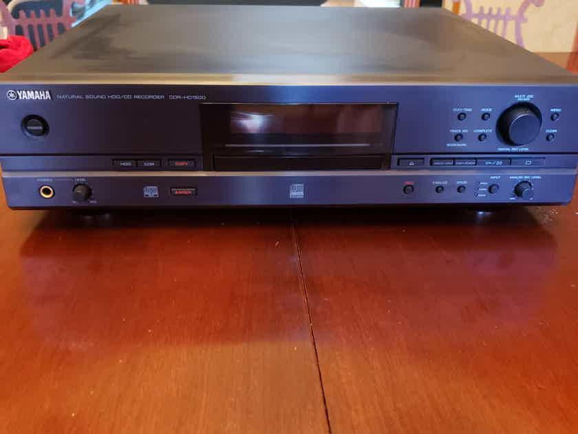 Yamaha CDR-HD1500