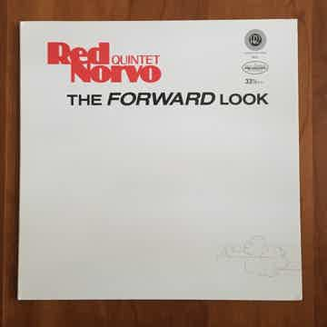 """AUDIOPHILE: RED NORVO """"The Forward Look"""" RR-8 (1981) H..."""