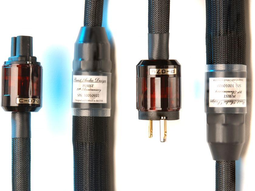 Purist Audio Design Canorus power cable