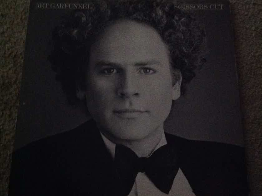 Art Garfunkel - Scissors Cut Columbia Records Vinyl LP NM Paul Simon Vocals 1 Song