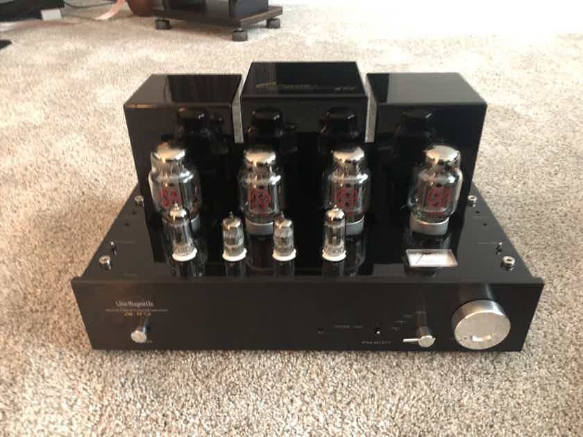 Line Magnetic 88ia integrated Tube Amp-As New