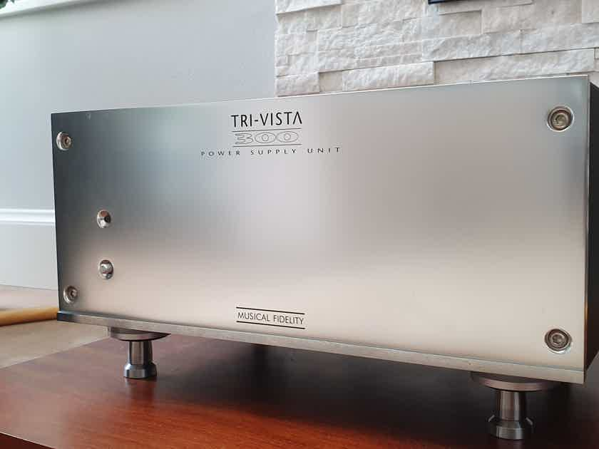 Musical Fidelity TriVista 300 Integrated Amplifier