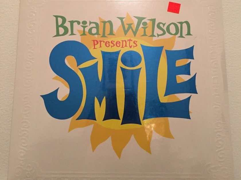 Brian Wilson - Smile - 2LPs pressed by Rhino in 2004 New / Sealed - actual pictures shown