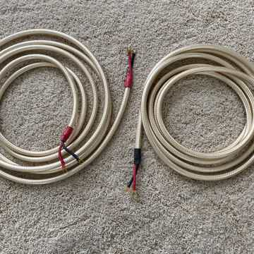 Straightwire Speaker Cables 5m