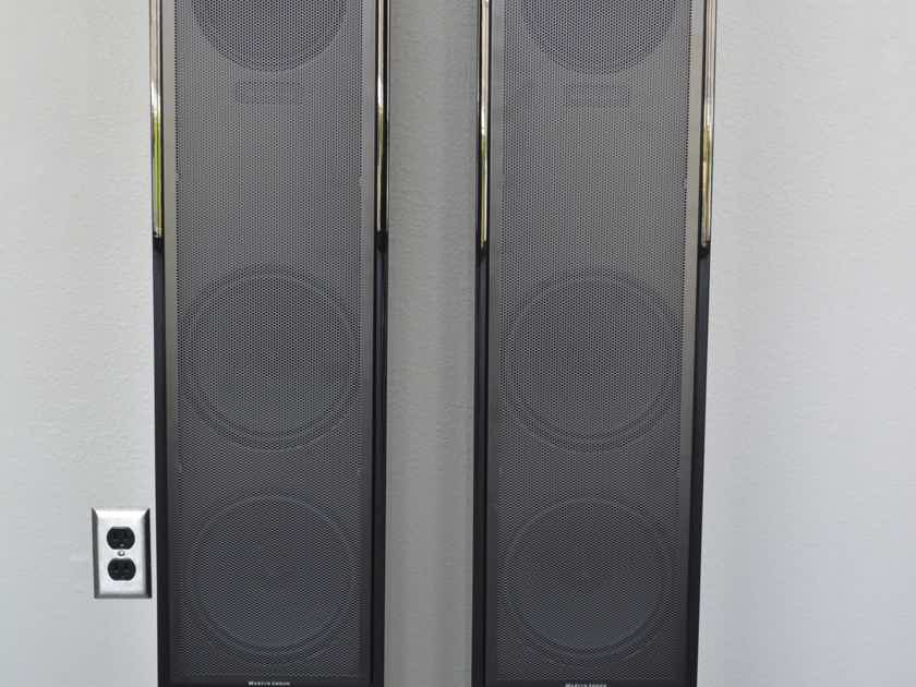 Martin Logan Motion 60XT -- Excellent Condition (see pics!)