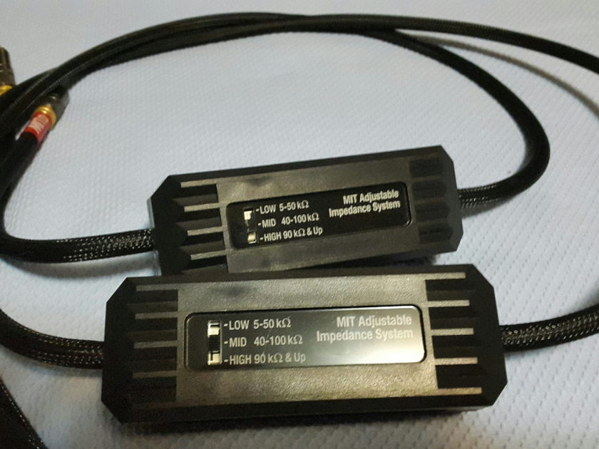 MIT Cables Magnum MA RCA 1,5 METER