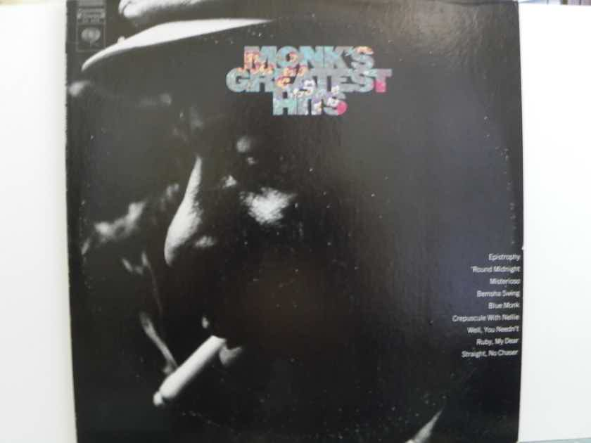 THELONIOUS MONK - GREATEST HITS