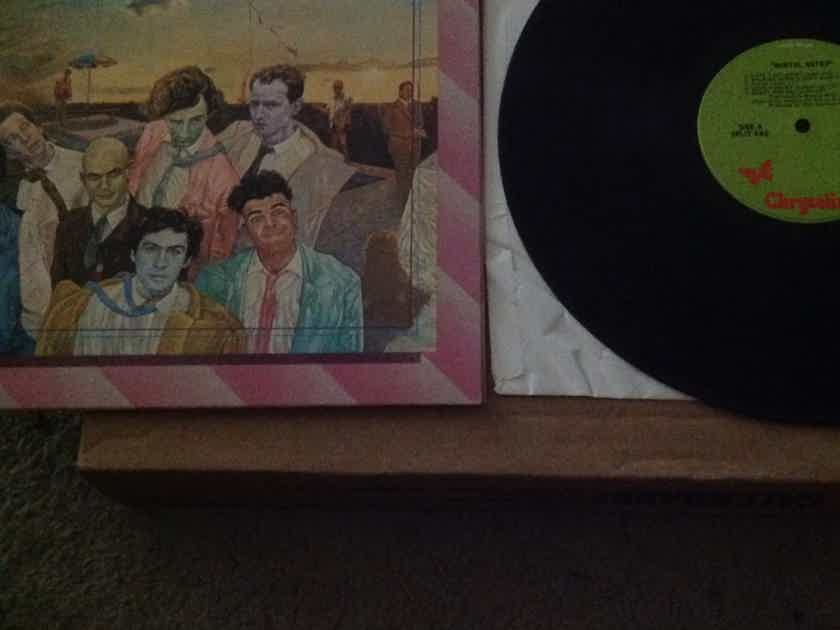 Split Enz - Mental Notes Chrysalis Records Vinyl LP NM