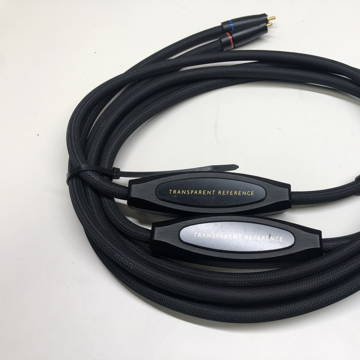 Transparent Audio Reference Interconnect MM2 RCA 2m