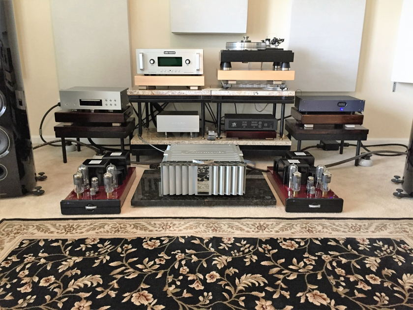 Burmester  911 MK3 Power Amplifier