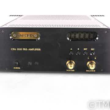 CPA 3200 Stereo Preamplifier