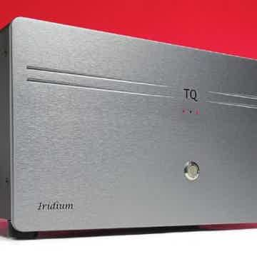 Tellurium Q IRIDIUM 20 SINGLE ENDED CLASS A AMPLIFIER