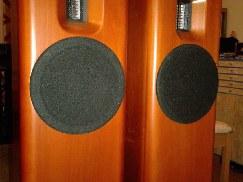 Sonist Loudspeakers Recital 3 PRICE DROPPED $1195 INCLUDING UPS GROUND SHIPPING...