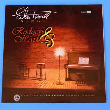 Reference Recordings  LP - EILEEN FARRELL Sings Rodgers...