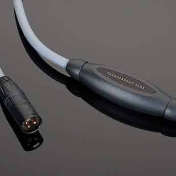Transparent Audio Plus Balanced Interconnect