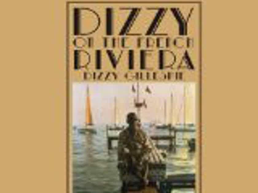 Dizzy Gillespie  - Dizzy On The French Riviera Waxtime 180g vinyl import reissue ane remastered