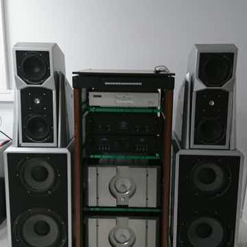 Wilson Audio Maxx 2 / Complete system