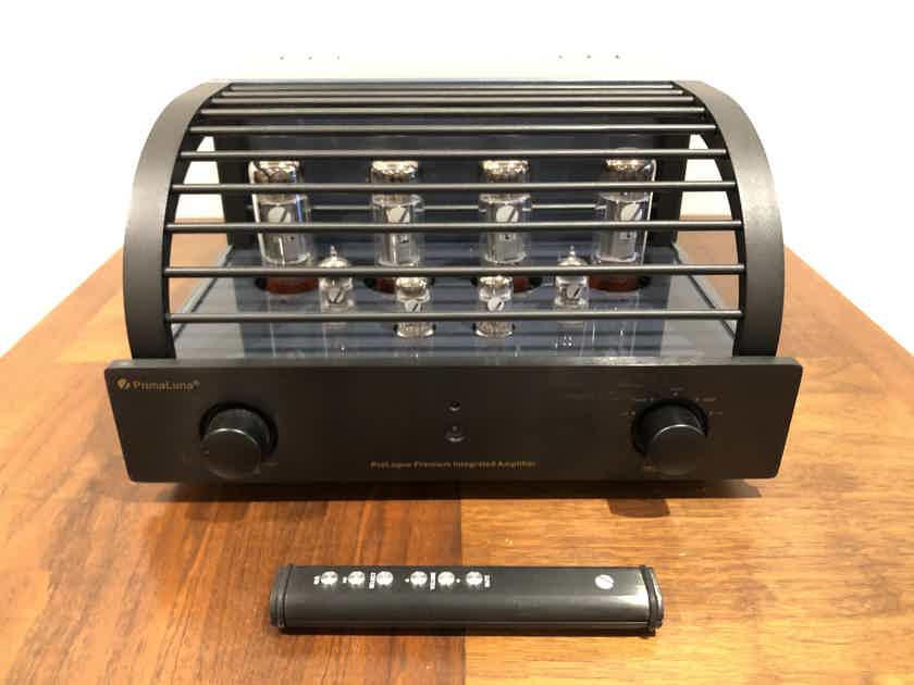 PrimaLuna Prologue Premium integrated amp