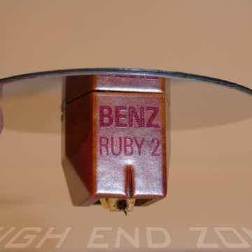 Benz Micro Ruby 2