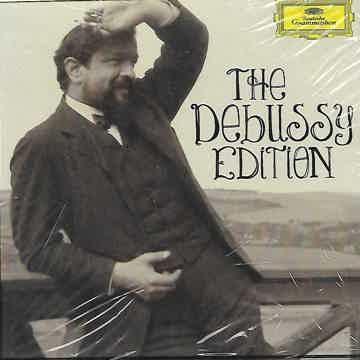 The Debussy Edition Deutsche Grammophon - Decca