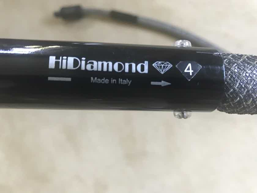 HiDiamond P4 Power Cord