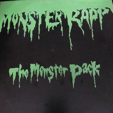 MONSTER PACK: monster rapp Survivor Records MONSTER PACK: monster rapp Survivor Records