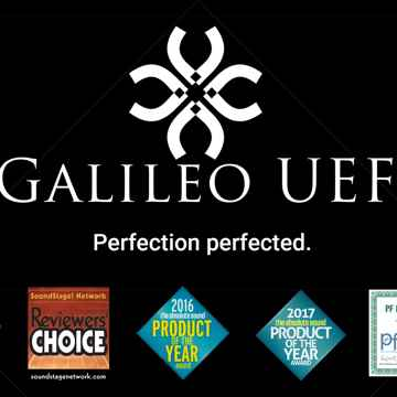 Synergistic Research Galileo UEF Phono Cables