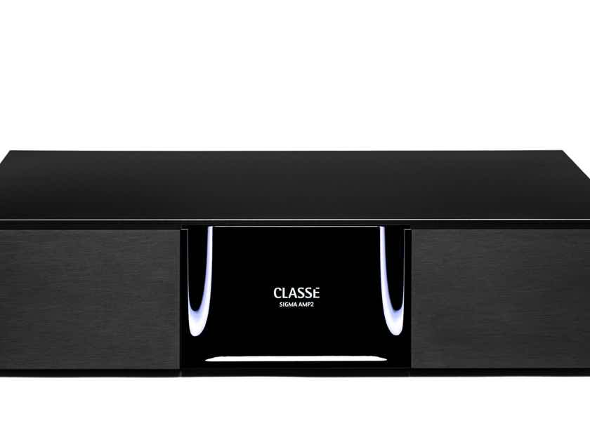 CLASSE SIGMA AMP2 - TWO-CHANNEL AMPLIFIER