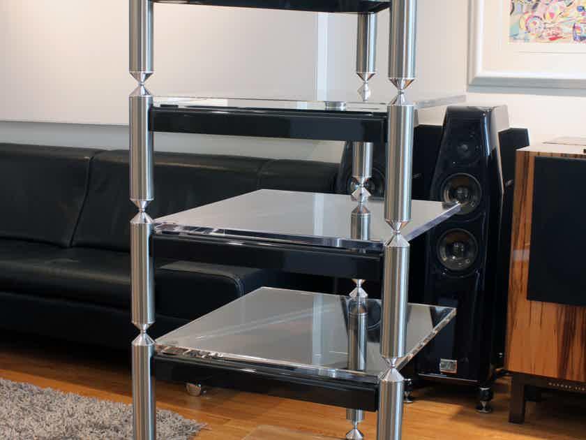 Grand Prix Audio Monaco 5 Shelf Modular Isolation System