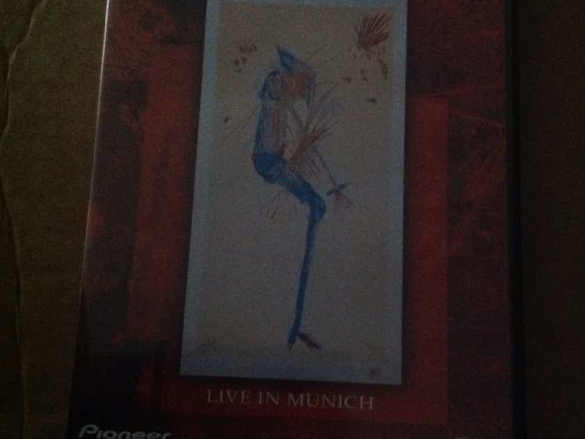 Miles Davis - Live In Munich 2 DVD Set Region 1