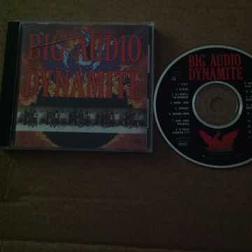 Big Audio Dynamite  - Megatop Phoenix Columbia Records ...