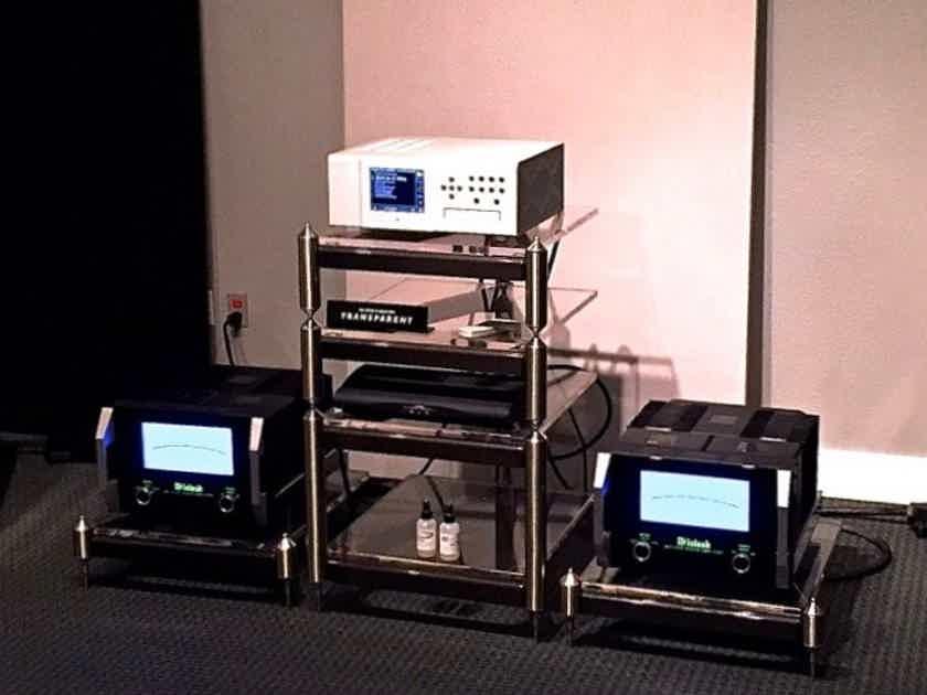 Grand Prix Audio Monaco 4 shelf equipment rack