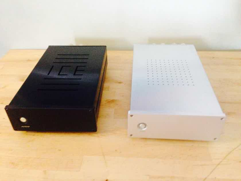 50ASX2 and 250ASX2 stereo icepower amps